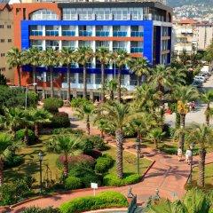Gardenia Hotel Аланья бассейн фото 3