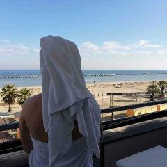 Отель Brenta Италия, Римини - 1 отзыв об отеле, цены и фото номеров - забронировать отель Brenta онлайн балкон
