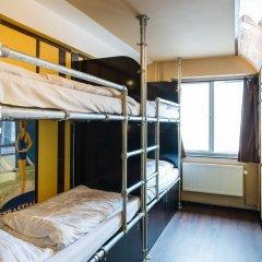Отель Copenhagen Downtown Hostel Дания, Копенгаген - 1 отзыв об отеле, цены и фото номеров - забронировать отель Copenhagen Downtown Hostel онлайн комната для гостей