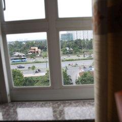 Hoa Phat Hotel & Apartment пляж