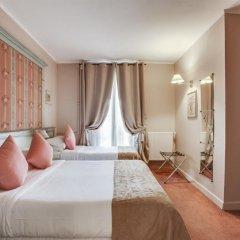 Отель Hôtel de Bellevue Paris Gare du Nord комната для гостей фото 5