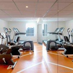 Отель Novotel Paris Est Баньоле фитнесс-зал
