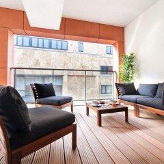 Апартаменты Sweet Inn Apartments Argent Брюссель балкон