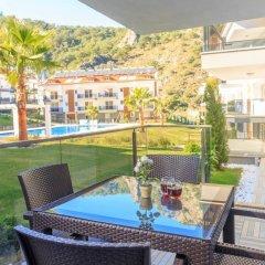 Apart Likya Garden 1 Турция, Калкан - отзывы, цены и фото номеров - забронировать отель Apart Likya Garden 1 онлайн балкон