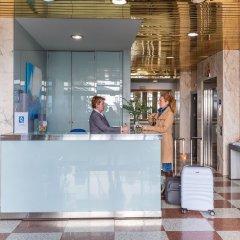 Отель Apartamentos Don Carlos Испания, Сантандер - отзывы, цены и фото номеров - забронировать отель Apartamentos Don Carlos онлайн интерьер отеля фото 2