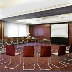Отель Radisson Blu Park Lane Антверпен помещение для мероприятий фото 2