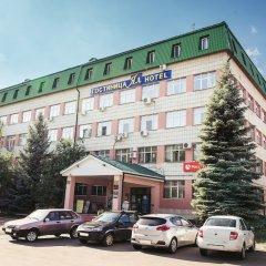 Гостиница Ял на Оренбургском тракте парковка