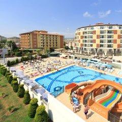 Arabella World Hotel Турция, Аланья - 3 отзыва об отеле, цены и фото номеров - забронировать отель Arabella World Hotel онлайн бассейн фото 2