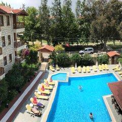 Nar Apart Hotel Турция, Сиде - отзывы, цены и фото номеров - забронировать отель Nar Apart Hotel онлайн балкон
