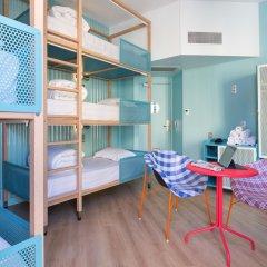 Отель Hôtel OZZ By Happyculture детские мероприятия