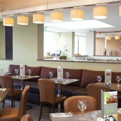 Отель Premier Inn London Hampstead питание