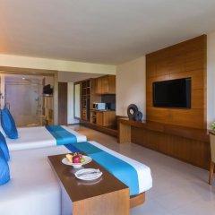 Отель Novotel Phuket Kata Avista Resort And Spa 4* Улучшенный номер разные типы кроватей фото 3