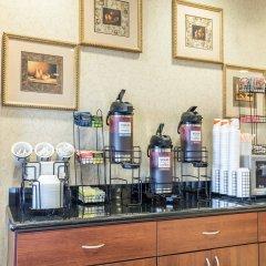 Отель Comfort Inn & Suites Las Vegas - Nellis США, Лас-Вегас - отзывы, цены и фото номеров - забронировать отель Comfort Inn & Suites Las Vegas - Nellis онлайн питание фото 2