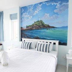 Отель Just Fine Krabi Таиланд, Краби - отзывы, цены и фото номеров - забронировать отель Just Fine Krabi онлайн балкон