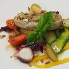 Отель Restaurant Oberwirt Италия, Лана - отзывы, цены и фото номеров - забронировать отель Restaurant Oberwirt онлайн питание