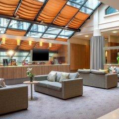 Отель Citadines Saint-Germain-des-Prés Paris интерьер отеля