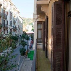 Отель Sausalito - Iberorent Apartments Испания, Сан-Себастьян - отзывы, цены и фото номеров - забронировать отель Sausalito - Iberorent Apartments онлайн балкон