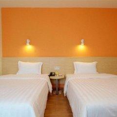 Отель 7 Days Inn Chongqing Fuling Nanmenshan Walk Street Branch комната для гостей фото 3