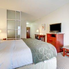 Отель Comfort Suites Vicksburg удобства в номере