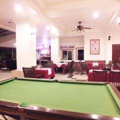 Отель Chaba Garden Resort развлечения