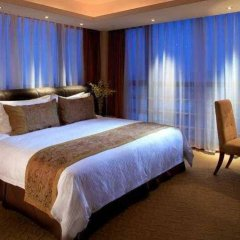 Отель Howard Johnson All Suites Hotel Китай, Сучжоу - отзывы, цены и фото номеров - забронировать отель Howard Johnson All Suites Hotel онлайн комната для гостей фото 3