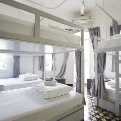Отель Cacha bed Таиланд, Бангкок - отзывы, цены и фото номеров - забронировать отель Cacha bed онлайн комната для гостей фото 2
