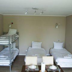 Отель Budget Flats Brussels сауна