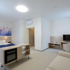 Гостиница Атерра комната для гостей фото 3