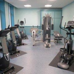Отель Wald - & Sporthotel Festenburg фитнесс-зал фото 3
