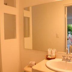 Отель Villa Tulum Hotel Италия, Рим - отзывы, цены и фото номеров - забронировать отель Villa Tulum Hotel онлайн ванная