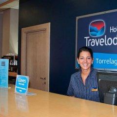 Отель Travelodge Madrid Torrelaguna интерьер отеля