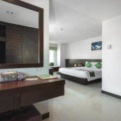Отель Apk Resort 3* Стандартный номер фото 12