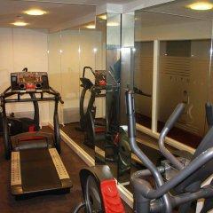Hotel Alize Mouscron фитнесс-зал фото 3