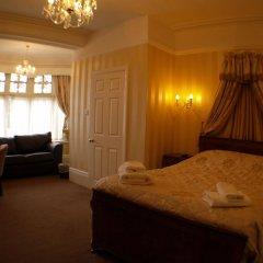 NormanHurst Hotel комната для гостей фото 3