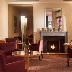 Отель Garden Elysee Париж интерьер отеля