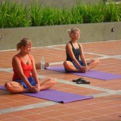 Отель Mai Samui Beach Resort & Spa фитнесс-зал фото 4
