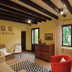 Отель Agriturismo La Montecchia Италия, Сельваццано Дентро - отзывы, цены и фото номеров - забронировать отель Agriturismo La Montecchia онлайн комната для гостей фото 5
