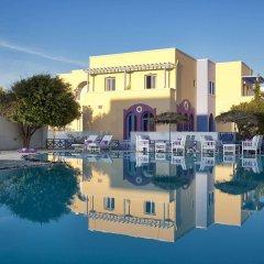 Отель Acqua Vatos Santorini Hotel Греция, Остров Санторини - отзывы, цены и фото номеров - забронировать отель Acqua Vatos Santorini Hotel онлайн бассейн фото 3