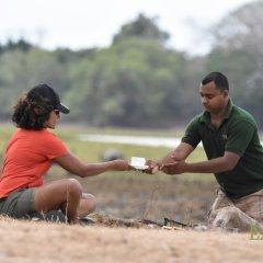 Отель Mahoora Tented Safari Camp - Kumana Шри-Ланка, Яла - отзывы, цены и фото номеров - забронировать отель Mahoora Tented Safari Camp - Kumana онлайн фитнесс-зал