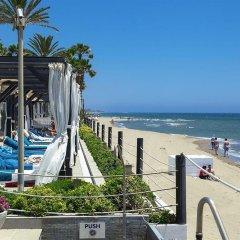 Отель Los Monteros Spa & Golf Resort пляж фото 2