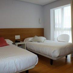 Отель Picos de Europa Испания, Сантандер - отзывы, цены и фото номеров - забронировать отель Picos de Europa онлайн комната для гостей фото 5