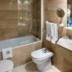 Отель Catalonia Barcelona Golf ванная