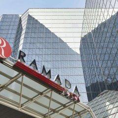 Отель Ramada Plaza Antwerp Бельгия, Антверпен - 1 отзыв об отеле, цены и фото номеров - забронировать отель Ramada Plaza Antwerp онлайн приотельная территория