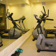 Отель Muong Thanh Da Lat фитнесс-зал