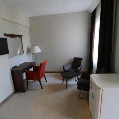 Janet Hotel Ургуп комната для гостей фото 2