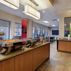 Отель Hampton Inn & Suites Chicago Downtown питание фото 2