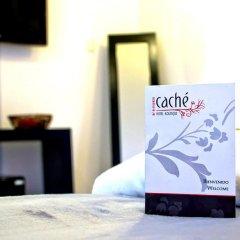 Отель Cache Hotel Boutique - Только для взрослых Мексика, Плая-дель-Кармен - отзывы, цены и фото номеров - забронировать отель Cache Hotel Boutique - Только для взрослых онлайн фото 11