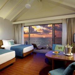 Отель Centara Ras Fushi Resort & Spa Maldives Мальдивы, Велиганду Хураа - отзывы, цены и фото номеров - забронировать отель Centara Ras Fushi Resort & Spa Maldives онлайн комната для гостей фото 5