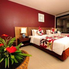 Отель Andaman Cannacia Resort & Spa комната для гостей фото 5