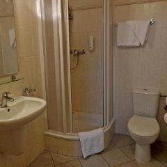 Отель Alton Hotel Чехия, Прага - 12 отзывов об отеле, цены и фото номеров - забронировать отель Alton Hotel онлайн ванная